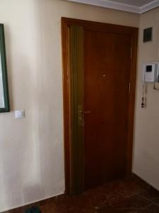 Blindajes de puertas y cerradura Fichet