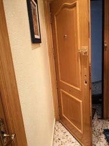 Cerrajeros de Alicante, colocamos una segunda cerradura