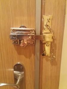 Colocamos cerraduras nuevas y de protección