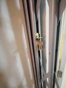 Cambiamos cerraduras de rejas extensibles en Rojales