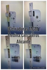 Cerraduras mcm Alicante