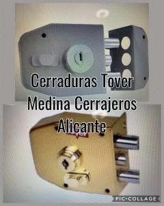 Cerraduras Tover Alicante