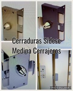 Cerraduras Sidese Alicante