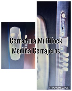 Cerraduras Multilock Alicante