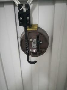 Cambiamos cerraduras de puertas basculares en Aspe 24 horas de urgencias