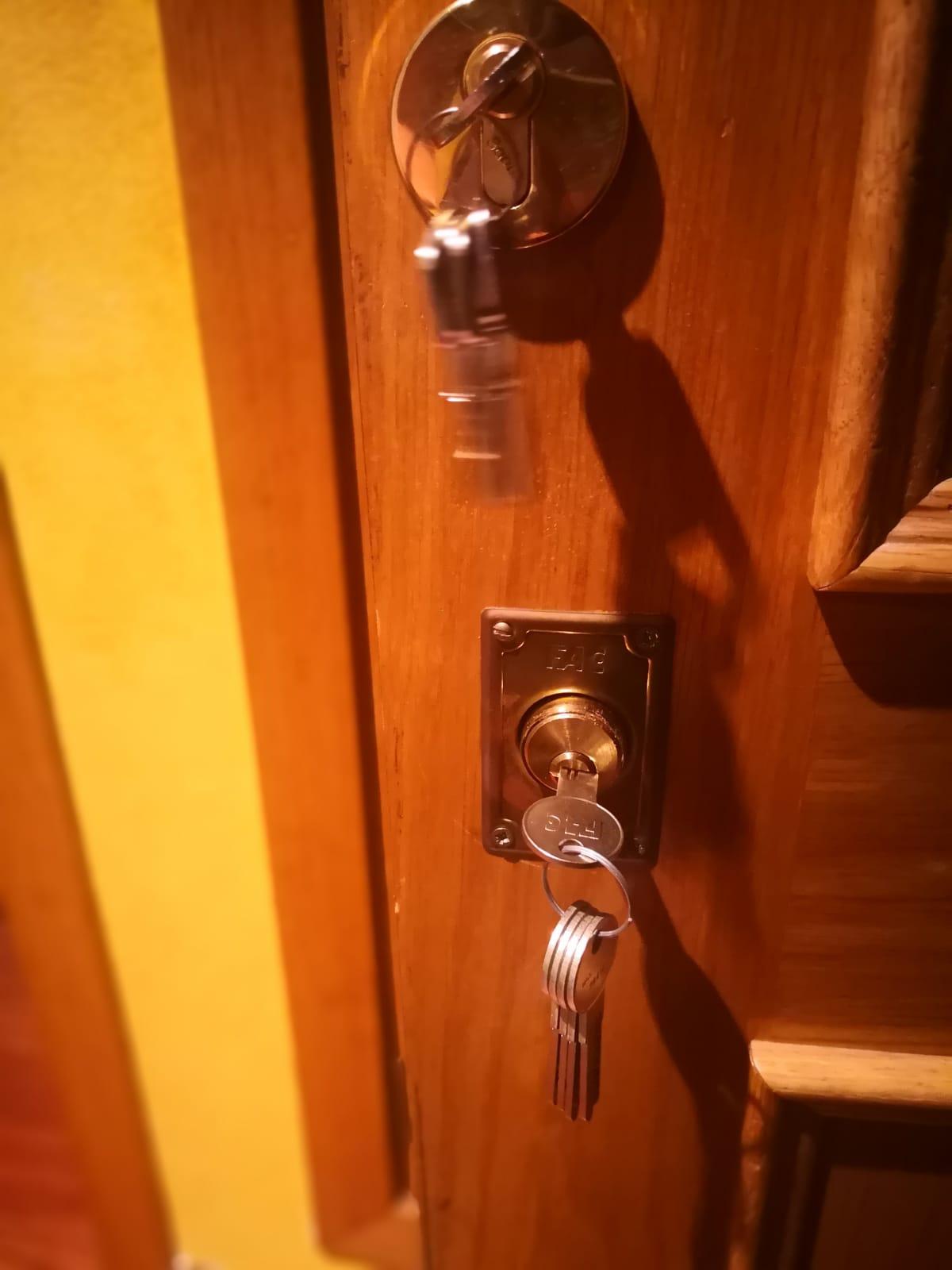 cambiamos cerraduras por perdida de llaves en Petrer